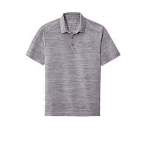 NDC Stretch Heather Polo