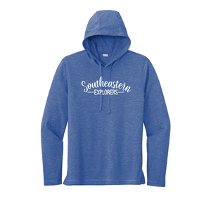 * NEW * SES Tri-Blend Lightweight Hoodie