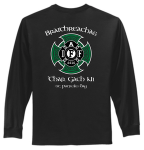 L4416 St Patrick's Day Long Sleeve