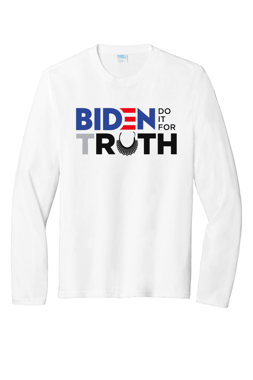 Biden (T)Ruth Long Sleeve T-Shirt