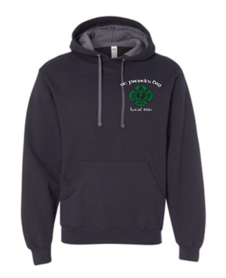 L4416 St Patrick's Day Hoodie
