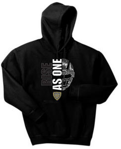 "Mt Vernon ""RISE AS ONE"" 2020 Football Hoodie"