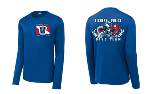 FPD Dive Long Sleeve Performance Shirt