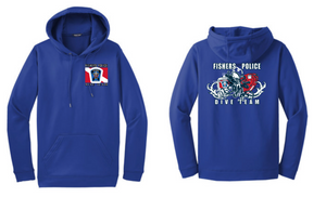 FPD Moisture wicking Hoodie
