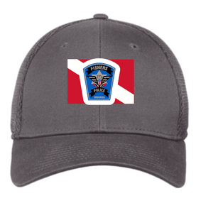FPD Non-personalized Fitted Ball Cap