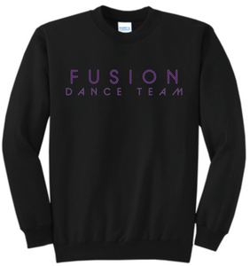 Fusion Dance Youth Crewneck Sweatshirt