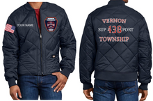 Load image into Gallery viewer, VTFD Big and Tall Dickies Quilted Jacket