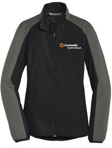 Community Health Network Womens Softshell Jacket