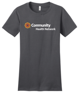 Community Health Network Womens Fitted T