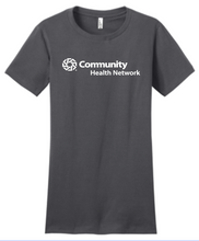 Load image into Gallery viewer, Community Health Network Womens Fitted T