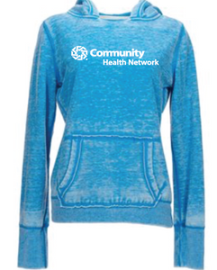 Community Health Network Women's Zen Fleece Hoodie