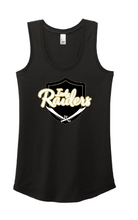 Load image into Gallery viewer, Raiders Women's Tri Blend Racerback Tank