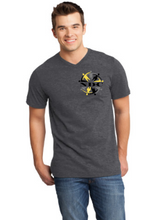 Load image into Gallery viewer, NDC Adult V neck T Shirt