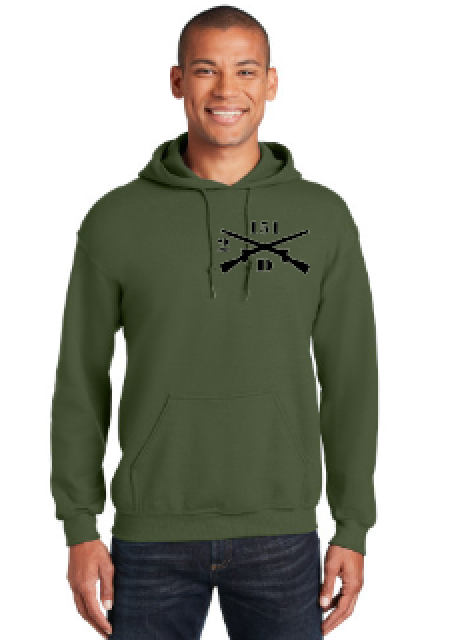OD Hooded Sweatshirt