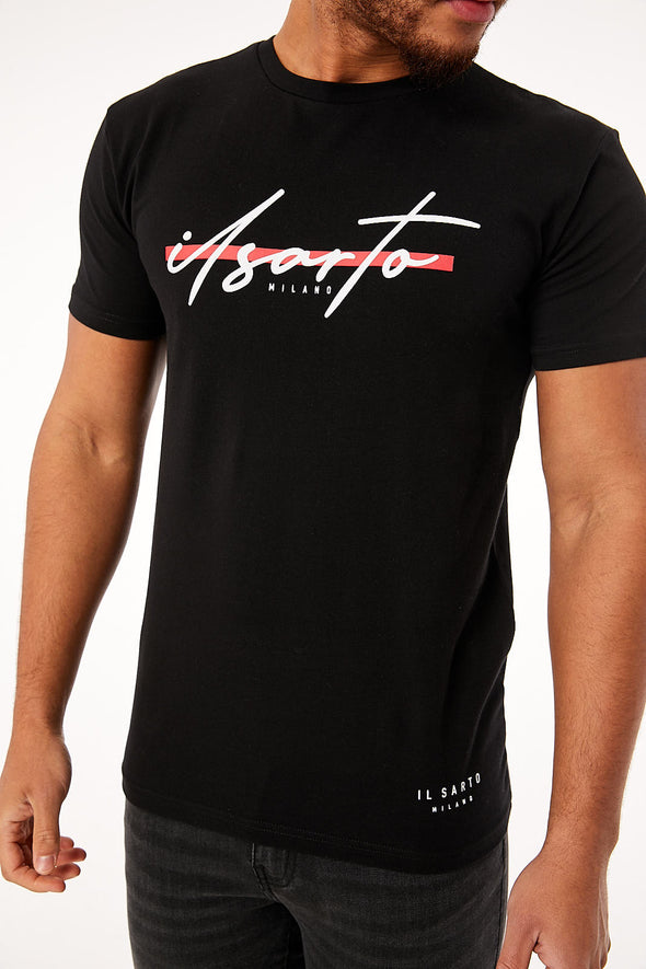 SIGNATURE GRAPHIC T-SHIRT