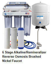 Load image into Gallery viewer, 6 Stage Reverse Osmosis Alkaline/Ionizer Negative ORP Filter Water Sysytem - Complete