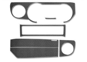 Carbon Fiber Dash Trim Kit For 2010-2014 Mustang