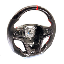 Load image into Gallery viewer, 2012-2015 Camaro Custom Carbon Fiber Steering Wheel