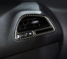 Load image into Gallery viewer, Carbon Fiber Passenger Air Vent Trim For 2015-2020 Dodge Challenger
