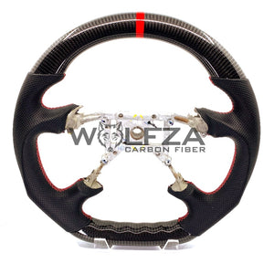 1999-2004 Mustang Carbon Fiber Steering Wheel