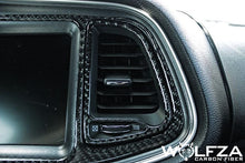 Load image into Gallery viewer, Dodge Challenger Carbon Fiber Dash Kit