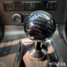 Load image into Gallery viewer, 2005-2014 Mustang Carbon Fiber Shift Knob