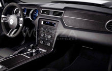 Load image into Gallery viewer, Carbon Fiber Full Interior Trim For 2010-2014 Mustang