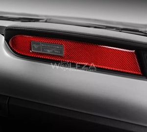 Carbon Fiber Dashboard Trim For 2015+ Mustang