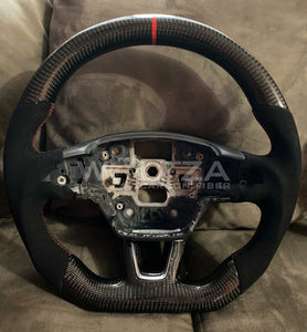 2015-2018 focus st Carbon Fiber Steering Wheel