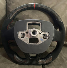 Load image into Gallery viewer, 2015-2018 focus st Carbon Fiber Steering Wheel