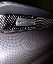Load image into Gallery viewer, Carbon Fiber Dashboard Trim For 2015+ Mustang