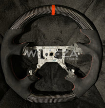 Load image into Gallery viewer, 1999-2004 Mustang Carbon Fiber Steering Wheel