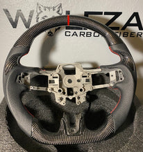Load image into Gallery viewer, 2015-2017 Mustang Carbon Fiber Steering Wheel
