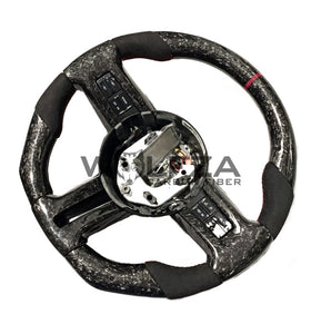 2010-2014 Mustang Custom Forged Carbon Steering Wheel