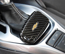 Load image into Gallery viewer, Carbon Fiber Key Fob Case For 2016-2020 Camaro