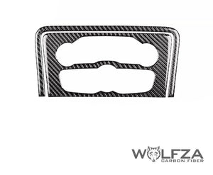 Dodge Charger Carbon Fiber Radio Panel Trim