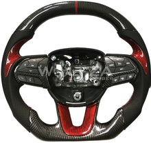 Load image into Gallery viewer, 2015-2020 Dodge Challenger/Charger Carbon Fiber Steering Wheel
