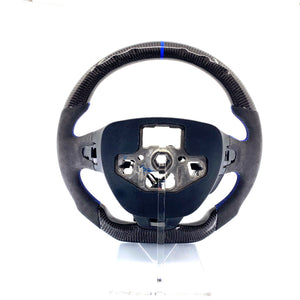 2016-2019 Ford Focus Carbon Fiber Steering Wheel (In Stock)