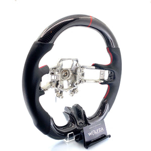 2015-2017 Mustang Carbon Fiber Steering Wheel (In Stock)