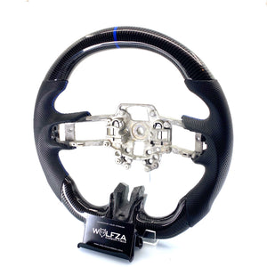 2018-2020 Mustang Carbon Fiber Steering Wheel (In Stock)