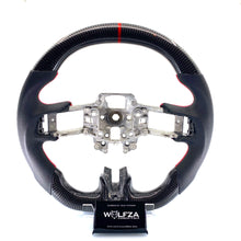 Load image into Gallery viewer, 2015-2017 Mustang Carbon Fiber Steering Wheel (In Stock)