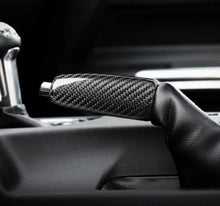 Load image into Gallery viewer, Carbon Fiber Handbrake Replacement For 2015-2020 Mustang