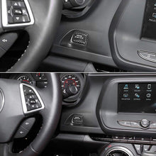 Load image into Gallery viewer, Carbon Fiber Engine Start Button Cover Trim For 2016-2019 Camaro/2014-2019 Corvette C7