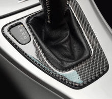 Load image into Gallery viewer, Carbon Fiber Shifter Trim For 2005-2012 BMW E90 E92 E93