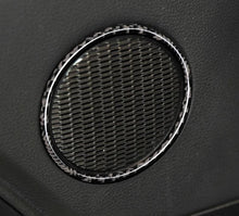 Load image into Gallery viewer, Carbon Fiber Speaker Trim(Pair) For 2015-2017 Mustang