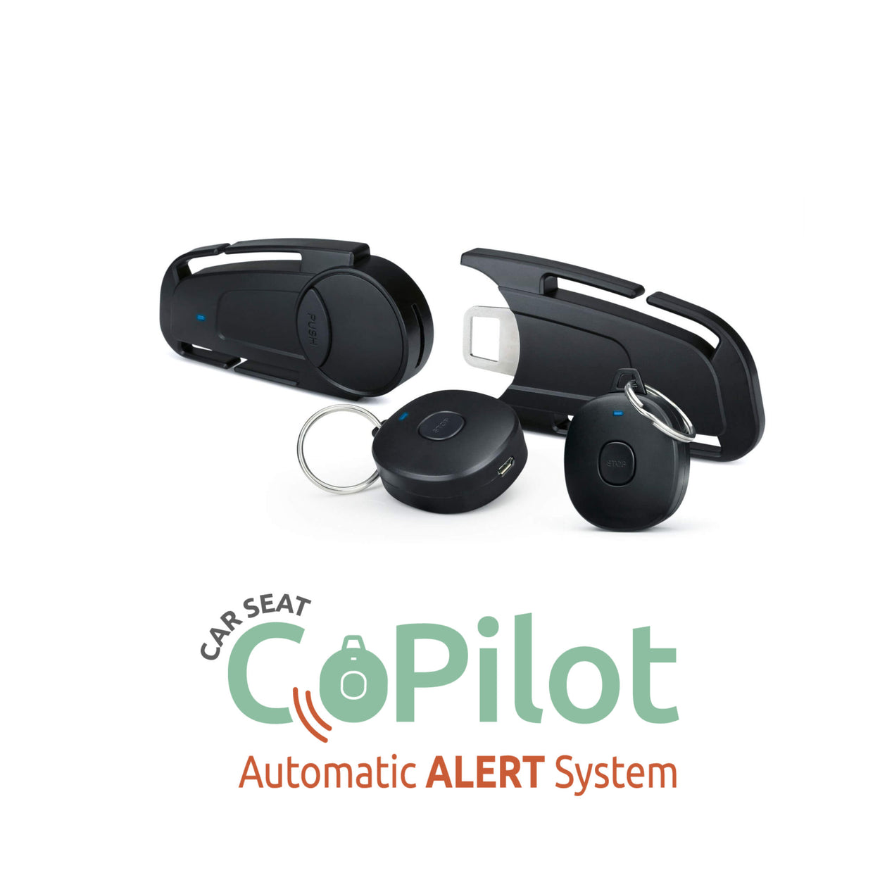 CoPilot Carseat Alert System