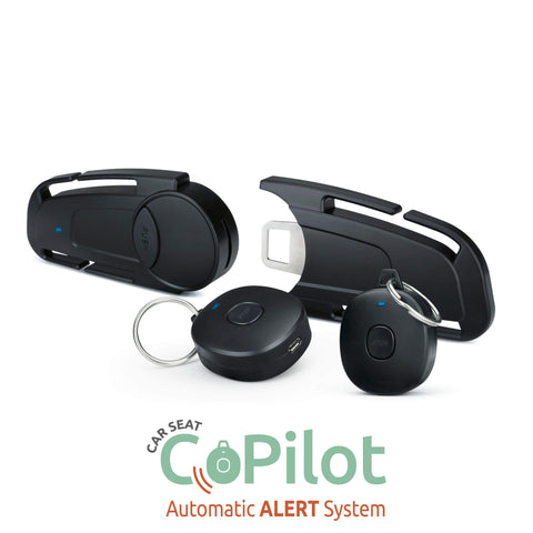 Carseat CoPilot Automatic Alert System
