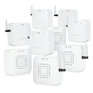 Early Alert Smoke Alarm Signal Extender - 4-Bedroom Kit