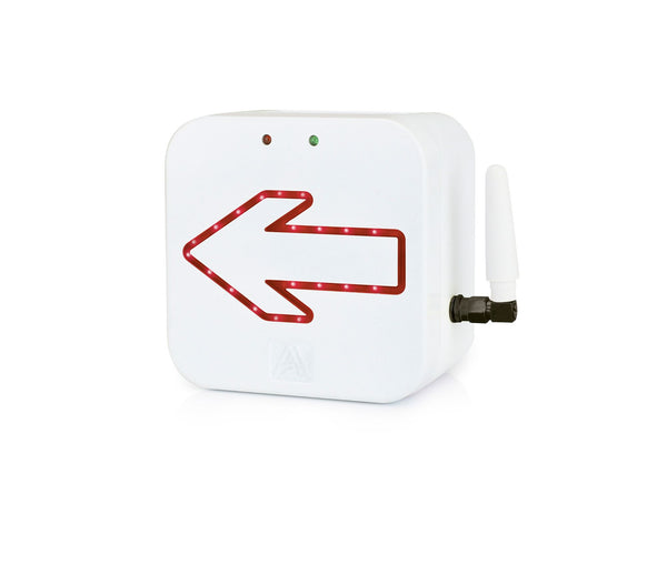 Early Alert Smoke Alarm Signal Extender – Pathway Light Accessory