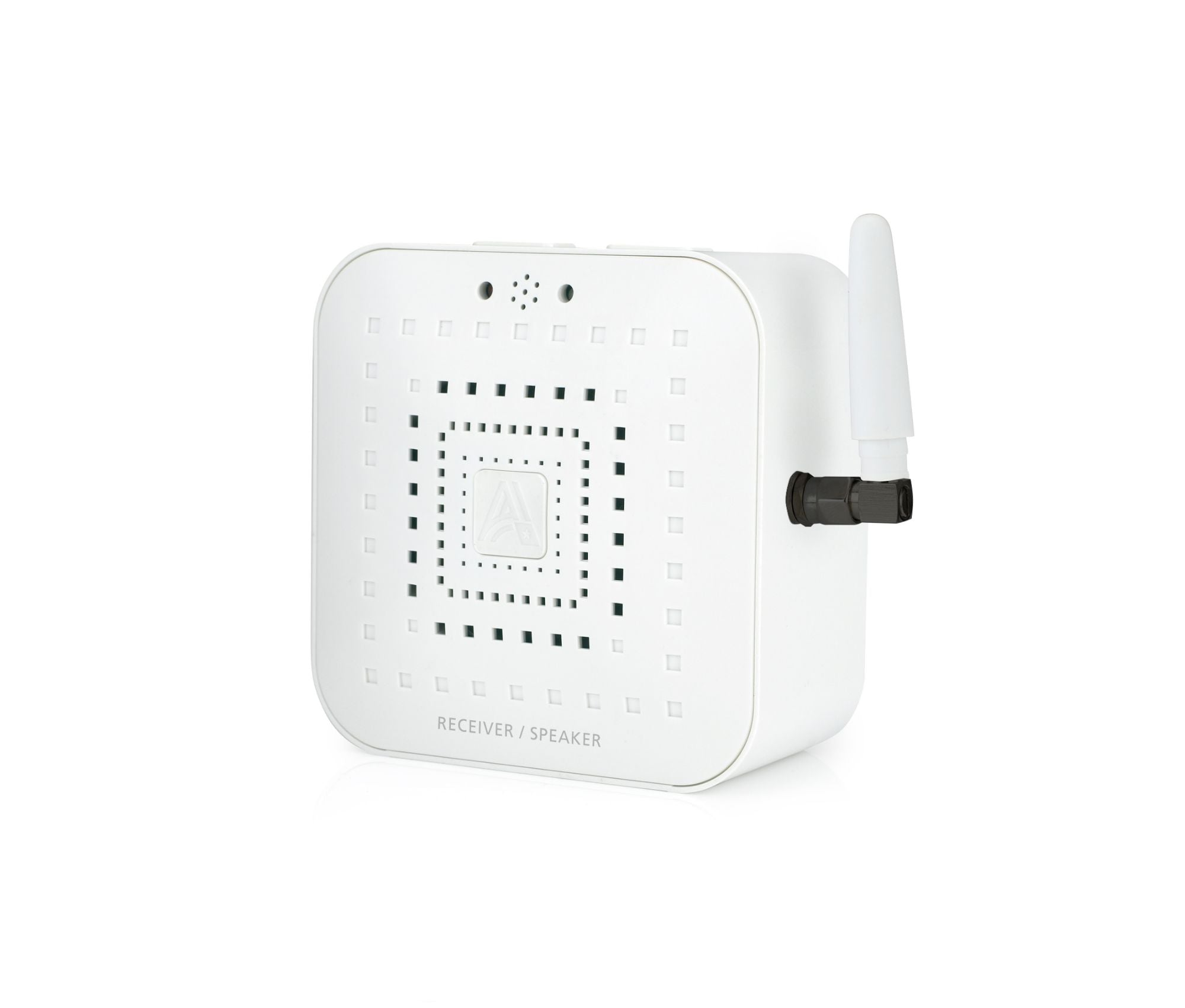 Early Alert Smoke Alarm Signal Extender – Receiver Speaker Accessory